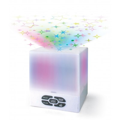 Shining Star Cube with Soothing Sounds