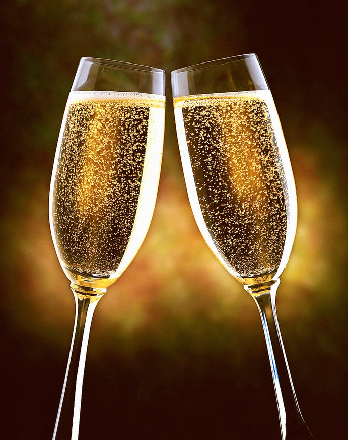 Drinking Champagne Can Help Prevent Alzheimer's And Dementia