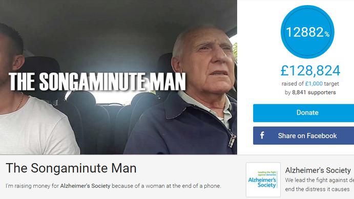 Songaminute Man Picks Up Pride Of Britain Award!