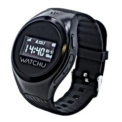 WatchU Guardian - GPS Tracker Watch & Emergency Phone