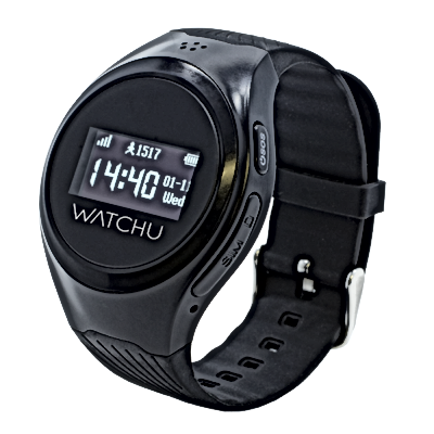 WatchU Guardian - GPS Tracker Watch & Emergency Phone