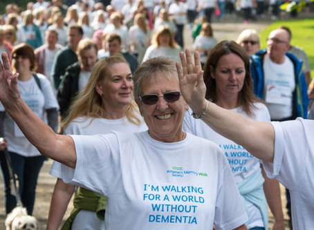 Memory Walk for Dementia