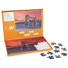 City Dusk - 63 Piece Puzzle