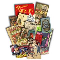 Christmas Memorabilia Pack