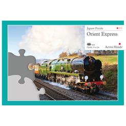 Active Minds 13-Piece Jigsaw Puzzle – Orient Express