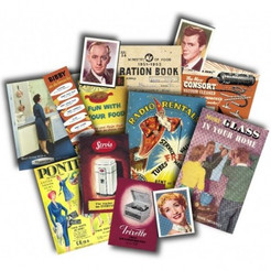 1950's Household Memorabilia Pack