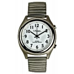 Talking Atomic Watch - Bracelet Style