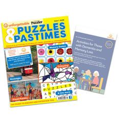 Puzzles & Pastimes