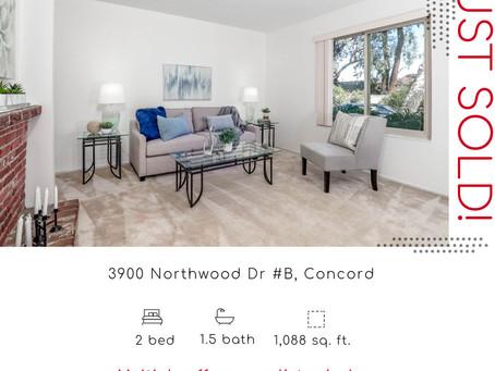 Realtor Concord, CA - Just sold!