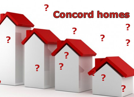 Homes for sale in Concord, CA – Market is softening!