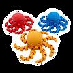 Flexi Oktopuss