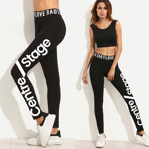 "CentreStage ""Love"" Leggings"