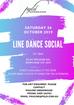 Line Dance Social (26 October)