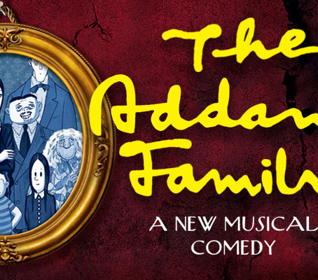 Introducing the cast of Addams Family by CPAA