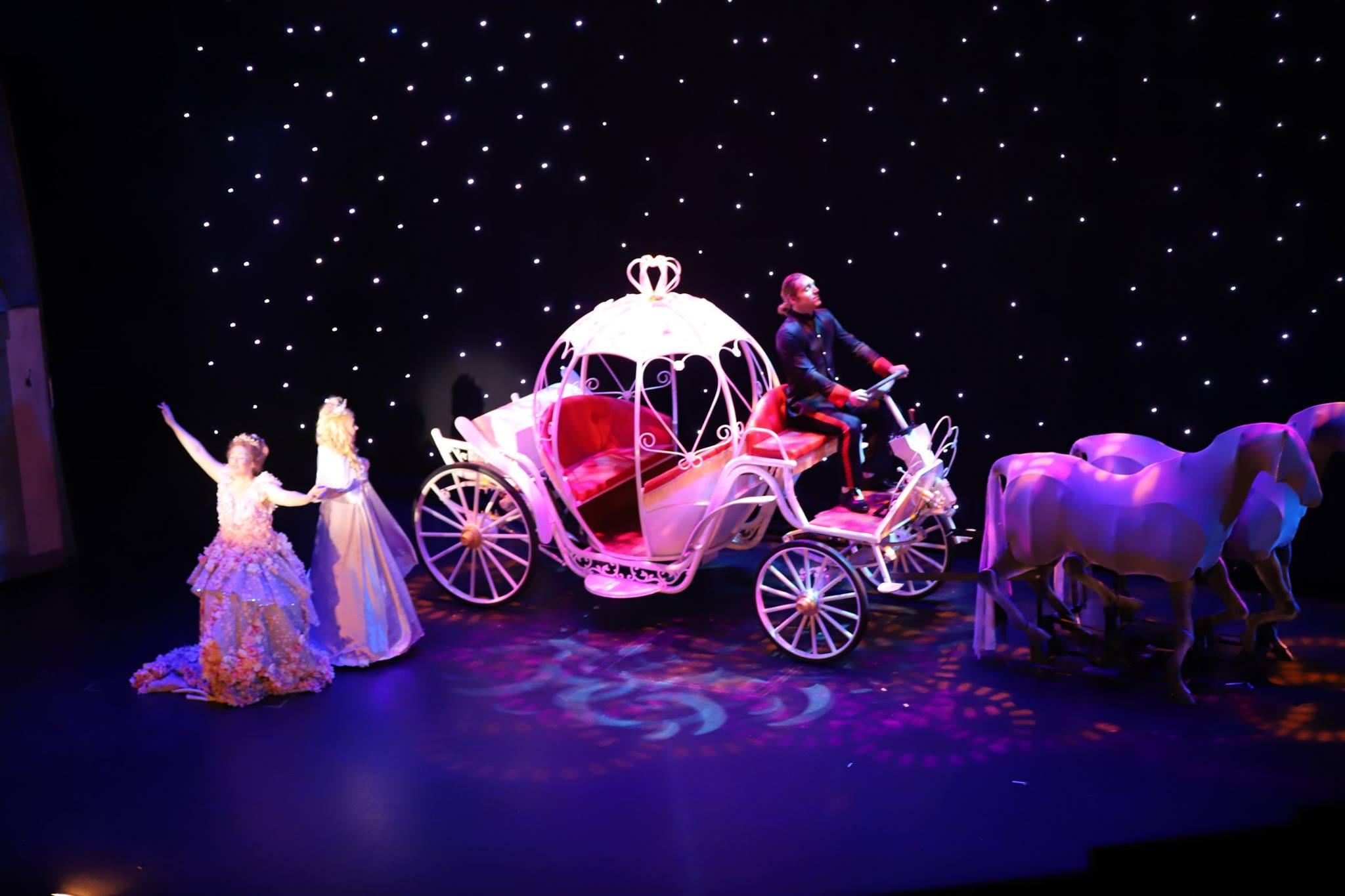 Cinderella Carraige