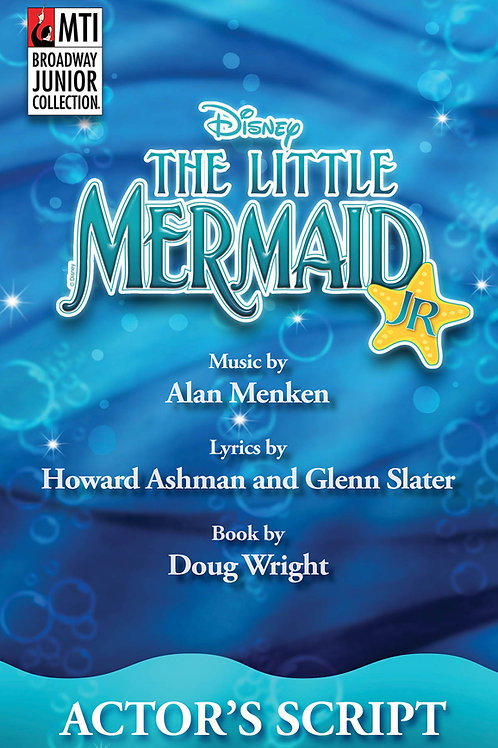The Little Mermaid Production Script