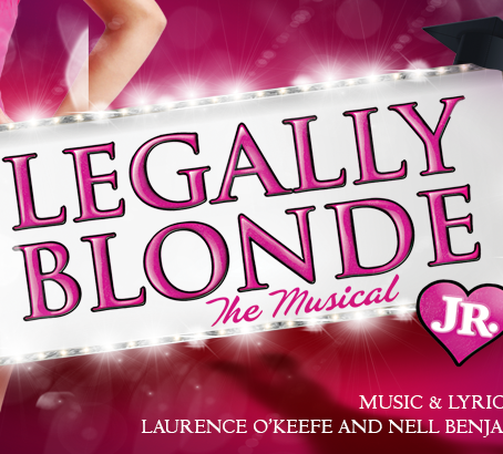 """CentreStage Students are """"Whipping Into Shape"""" with Legally Blonde Jr."""