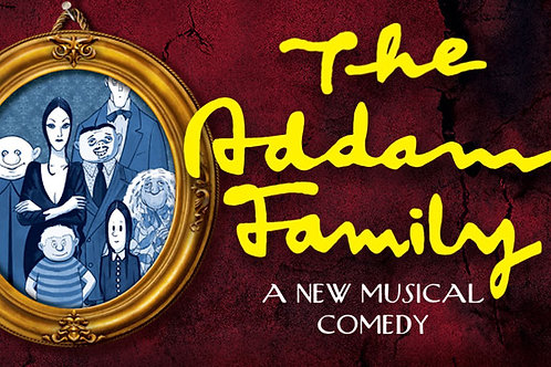 Addams Family JR. Archive Production