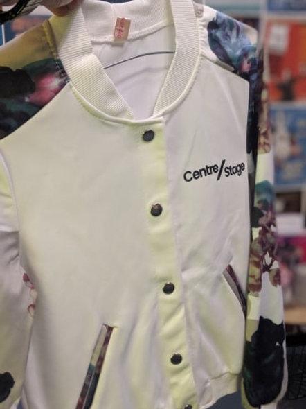 Floral CentreStage Bomber Jacket