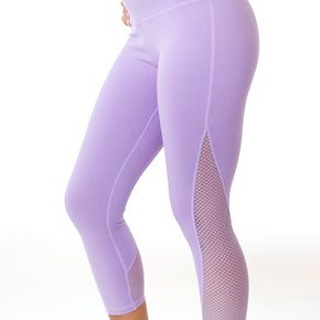 All Work Crop Legging