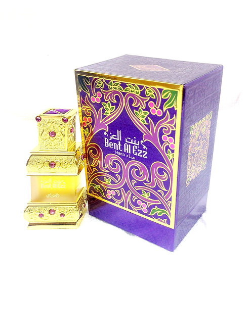Bent Al Ezz Hana By Rasasi Attar Perfume Oil 20ml