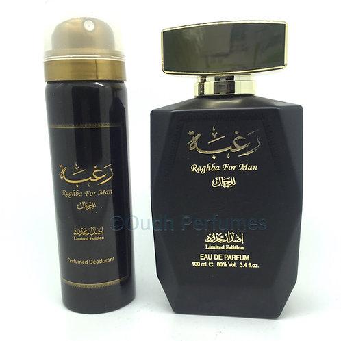 Ragbha for Man 100ml Eau Da Parfum By Lattafa
