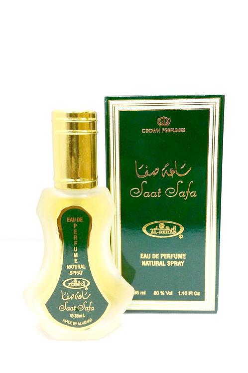 Saat Safa By Al Rehab 35ml Perfume Spray