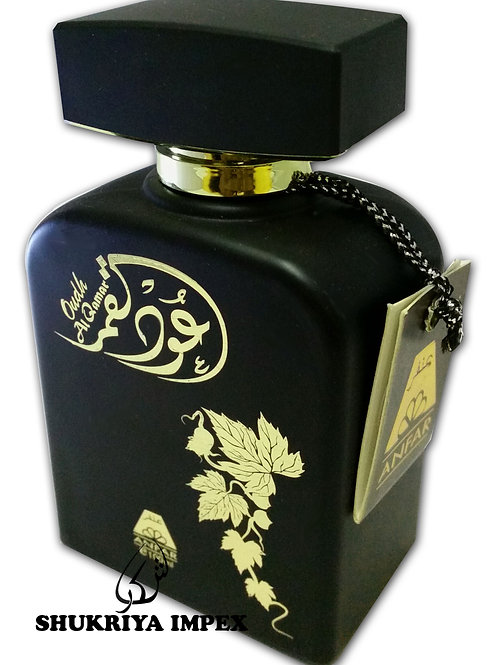 Oudh Al Qamar Black Porr Homme 100ml By Anfar