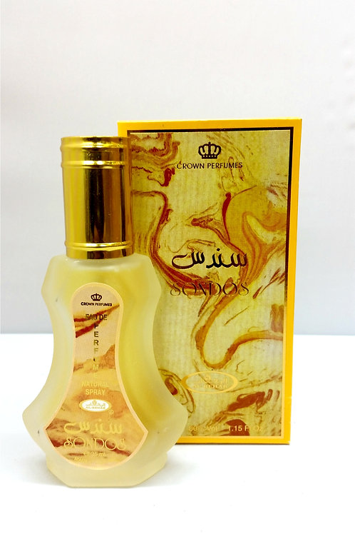 Sondus By Al Rehab 35ml Perfume Spray