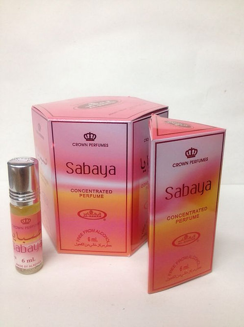 Sabaya 6ml - Al Rehab Roll on