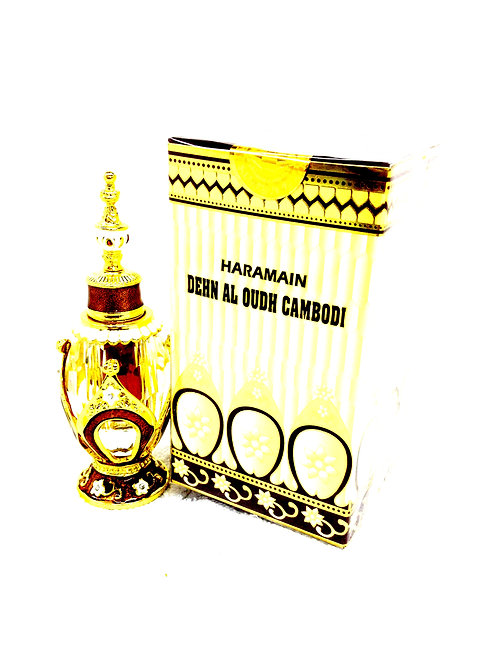 Dehn Al Oudh Cambodi - Al Haramain Perfume Oil 3ml