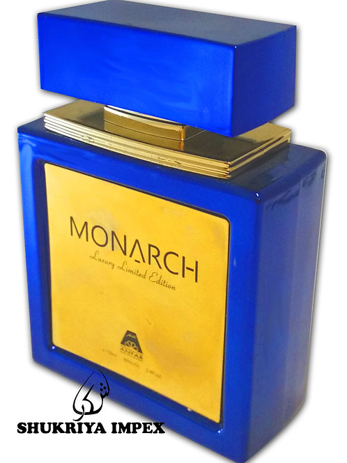 Monarch for him 100ml EDP Limited Edition By Anfar