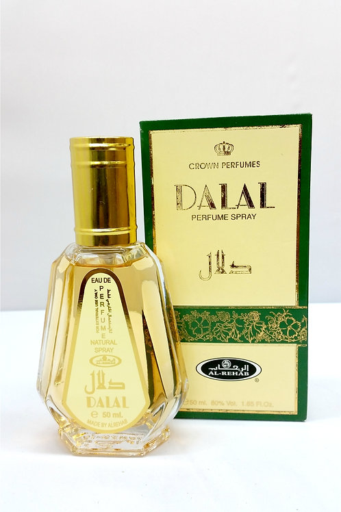 Dalal By Al Rehab 50ml Perfume Spray
