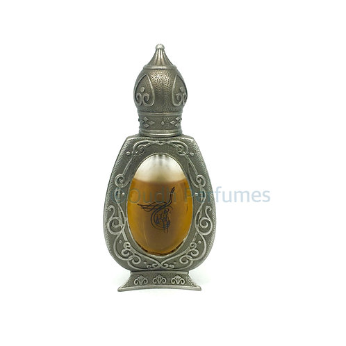 Burj Al Anfar Silver  Attar Perfume Oil 20ml