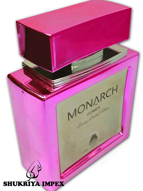 Monarch For Her Limited Edition 100ml EDP By Anfar