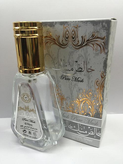 Pure Musk Eau De Parfum 50ml Perfume Spray