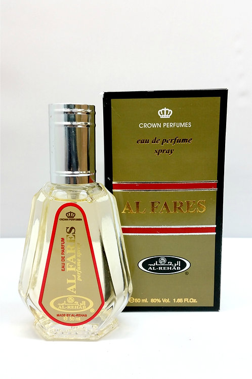 Al Fares By Al Rehab 50ml Perfume Spray