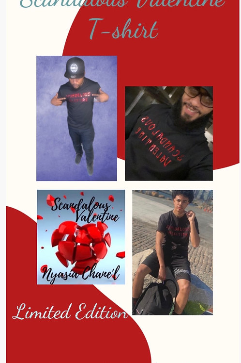 Scandalous Valentine T-Shirt