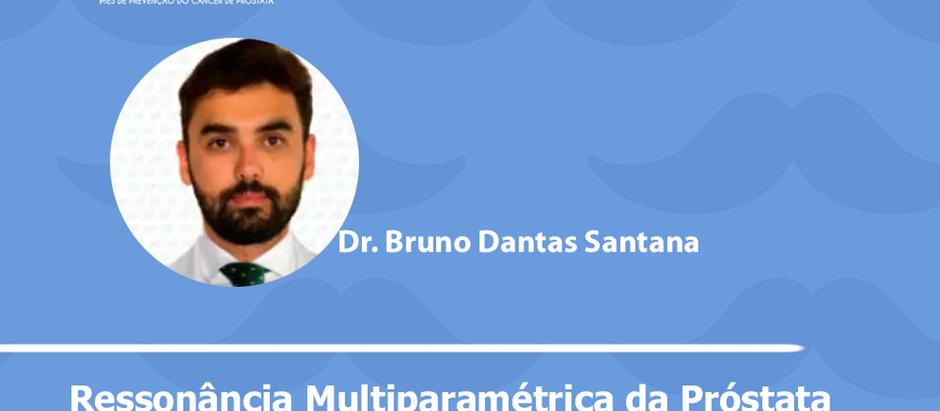 Ressonância Multiparamétrica da Próstata