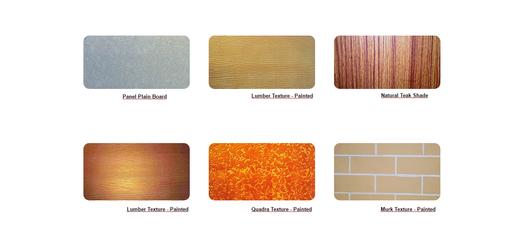 Designer Cement Bonded Particle Board