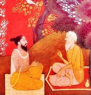 An invitation to meditate