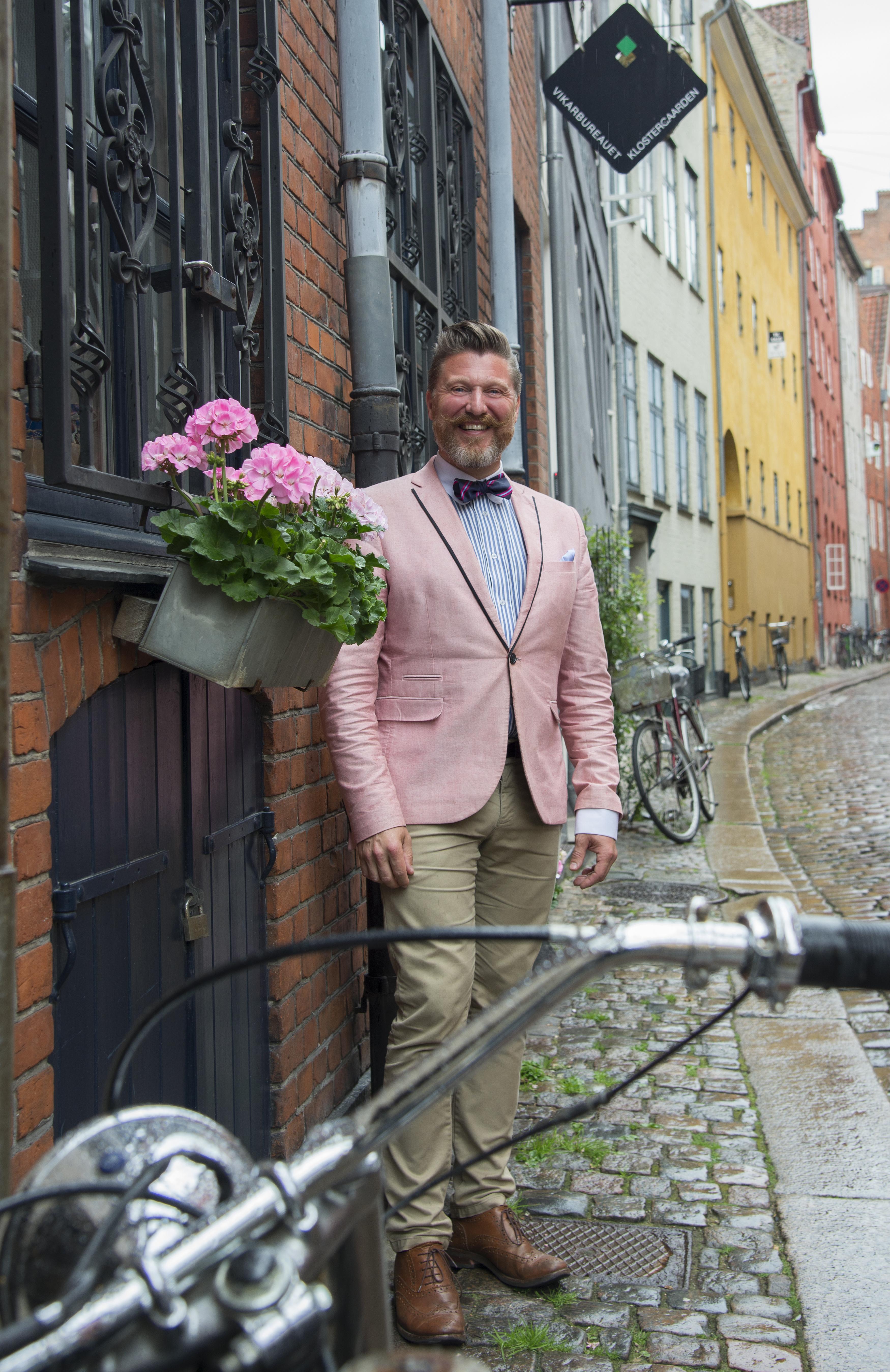 Lars Henriksen - Formand Pride