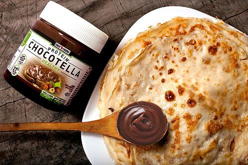 Chocotella Healthy - Pâte protéinée à tartiner chocolat noisettes