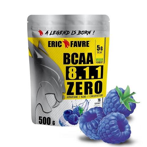 BCAA 8.1.1 Zéro Vegan 500g