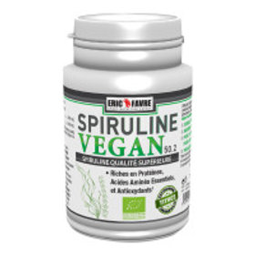 Spiruline Vegan