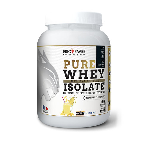 Pure Whey Isolate 2KG