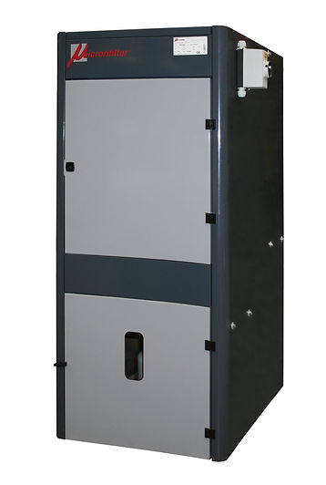 filtrace vzduchu ECOTECH