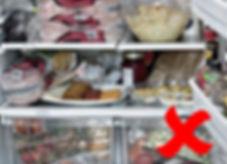 неправильно хранить продукты