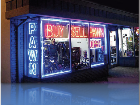 Pawn Shop In Hollywood