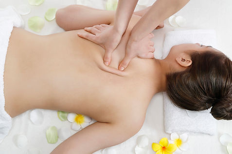 Massage du dos